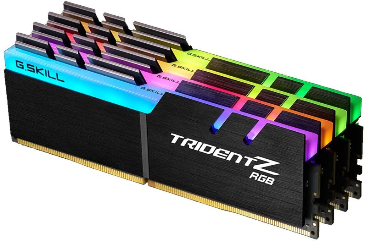 G.Skill Trident Z RGB 32 GB 4 x 8 GB