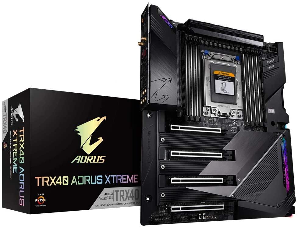Gigabyte TRX40 Aorus Extreme