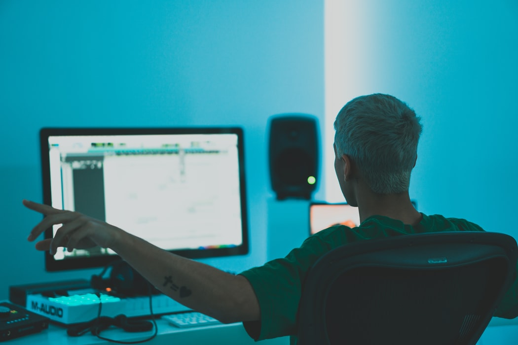 ordinateur pour production musicale