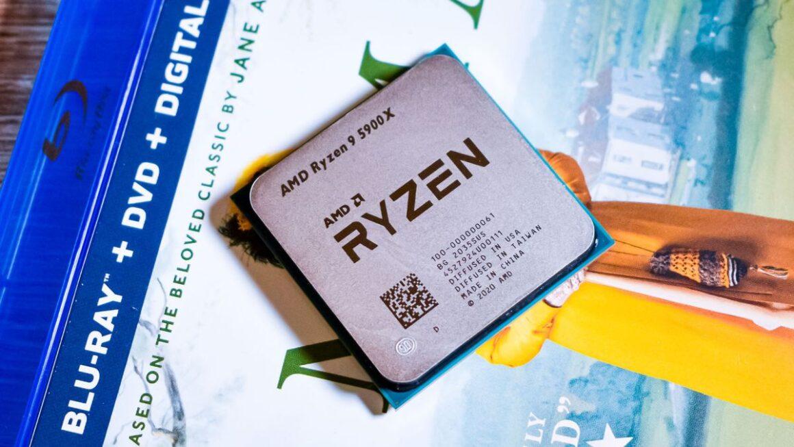 Carte mere pour Ryzen 9 5900X