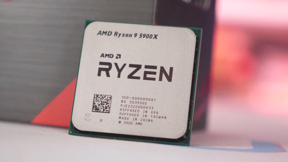 Quelle carte mere pour Ryzen 9 5900X