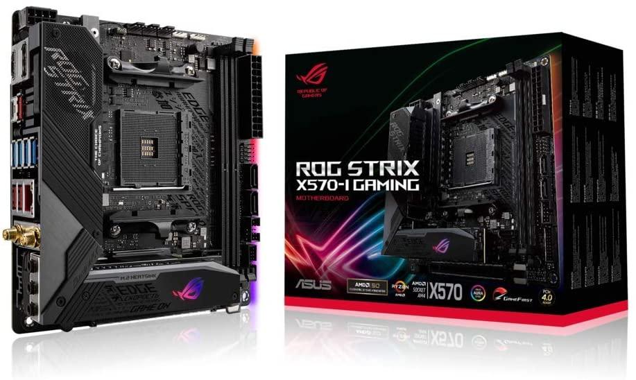 ASUS ROG Strix X570 I Gaming
