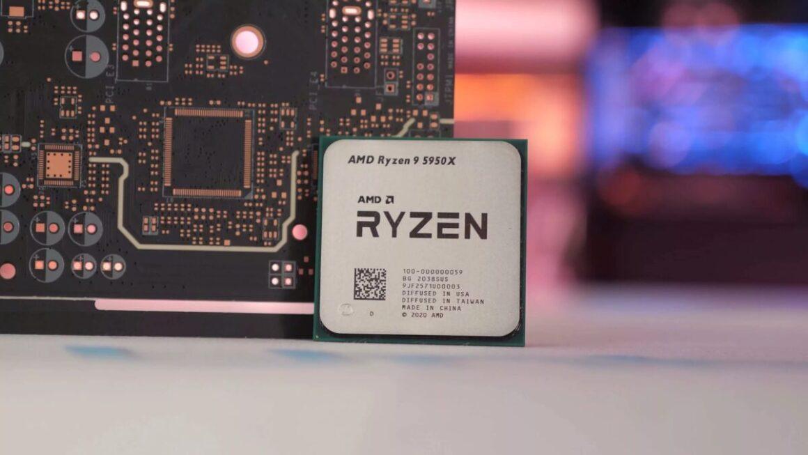 carte mere pour Ryzen 9 5950X