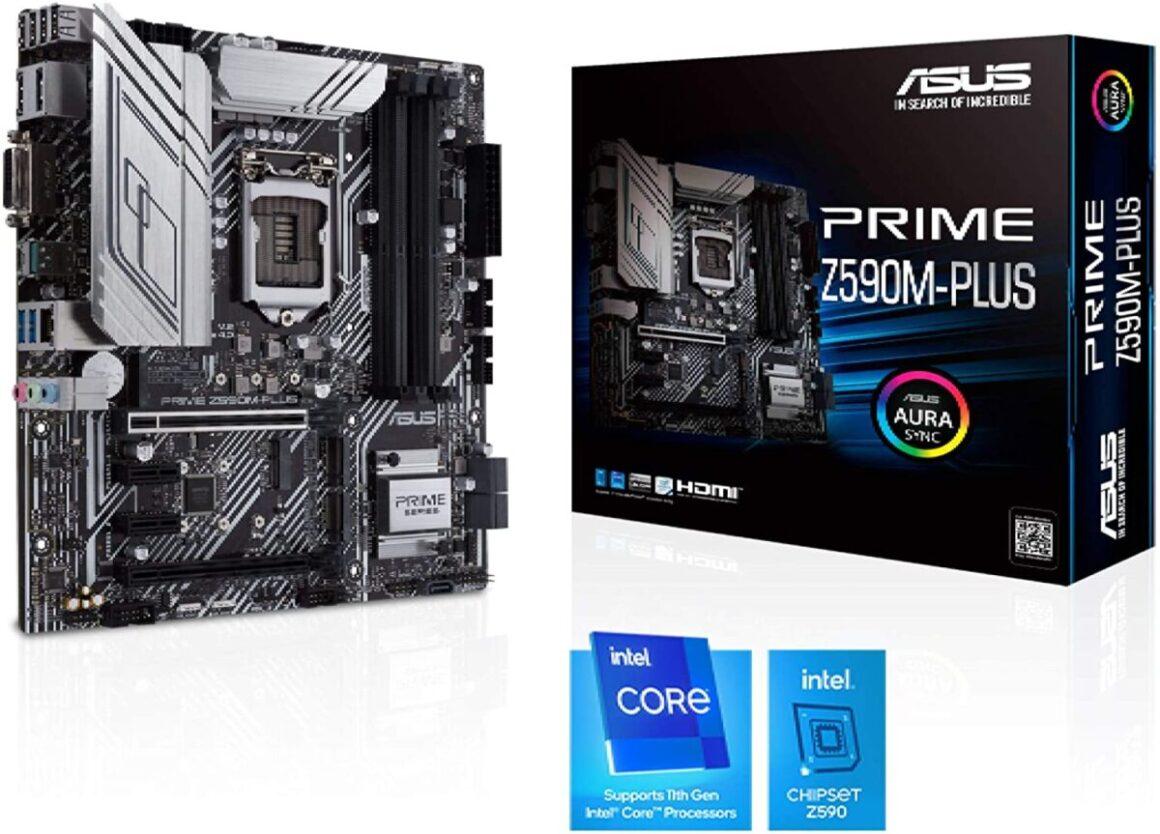 Asus Prime Z590M PLUS