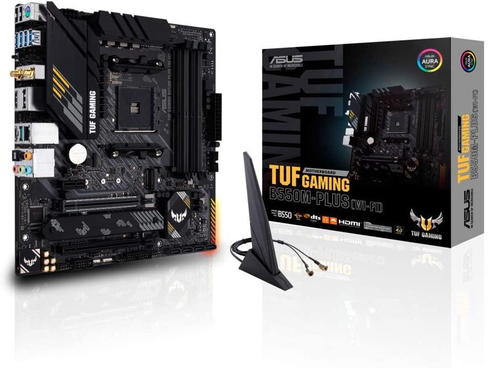 Asus TUF Gaming B550M Plus