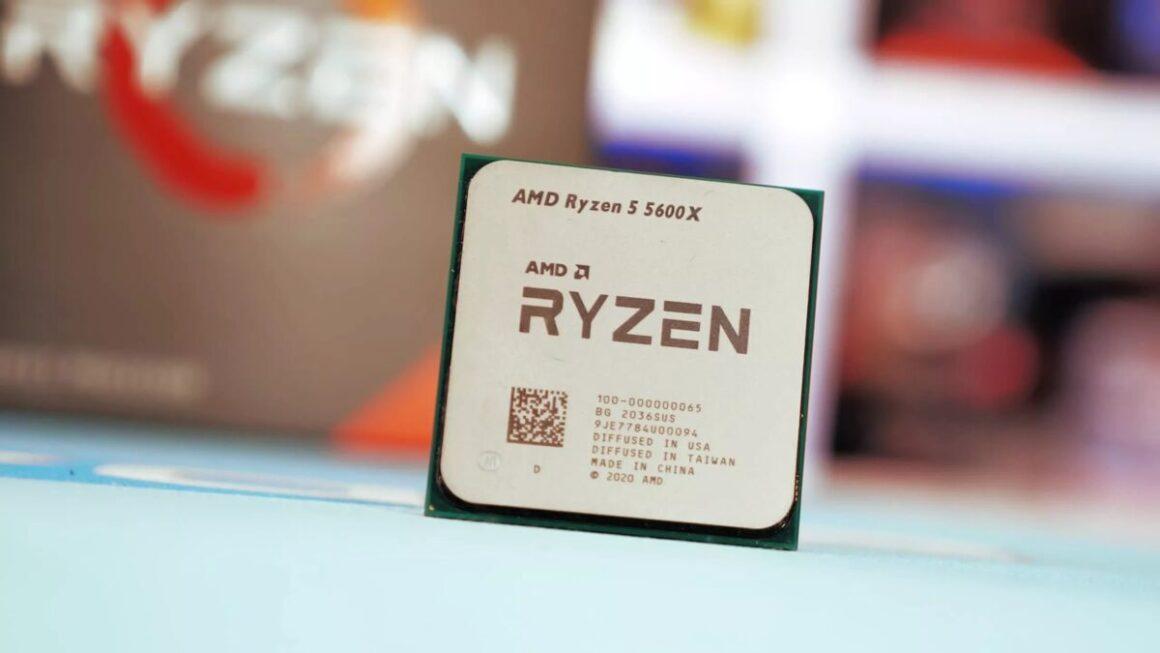 Carte mere pour Ryzen 5600X