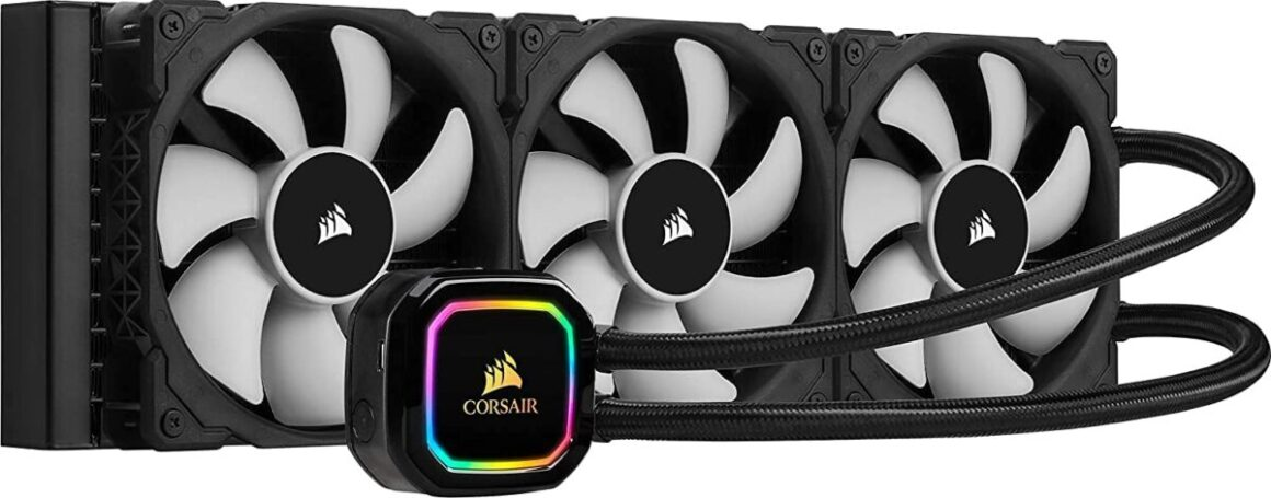 Corsair H150i RGB Pro XT