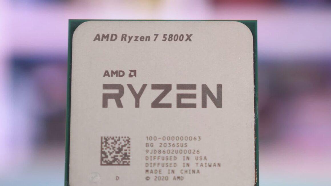 Quel ventirad pour Ryzen 7 5800X