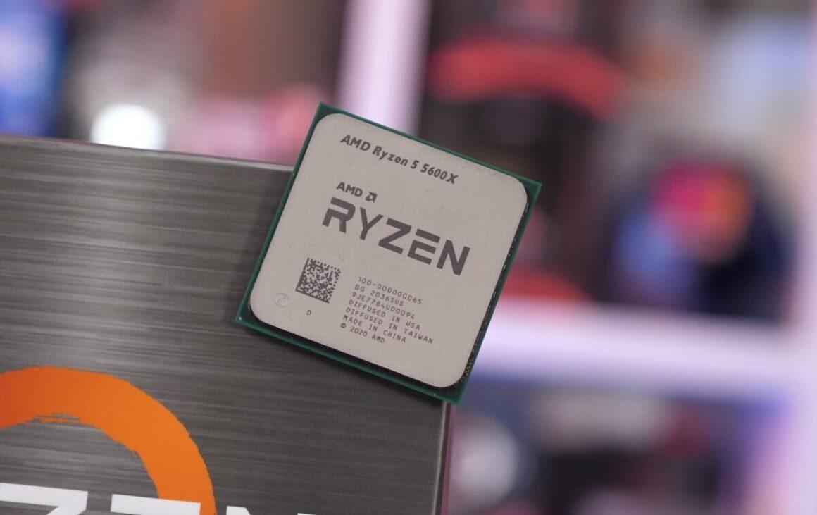 carte mere pour Ryzen 5 5600X
