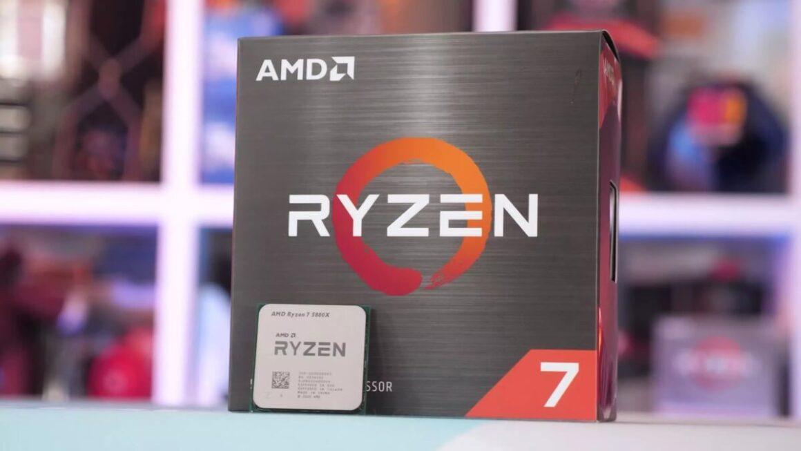 carte mere pour Ryzen 7 5800X