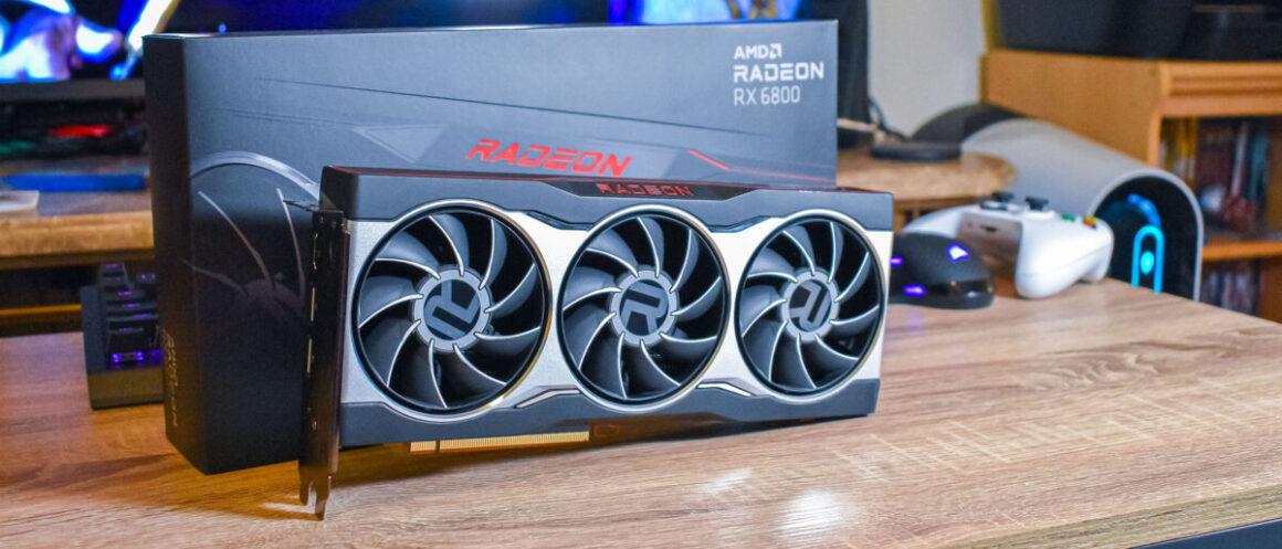 Quel processeur pour une carte graphique Radeon RX 6800