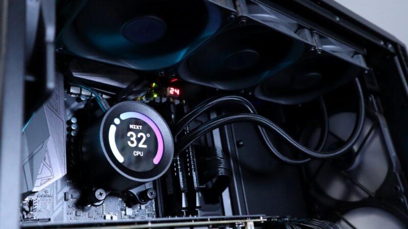 ventirad pour Intel i9 11900K